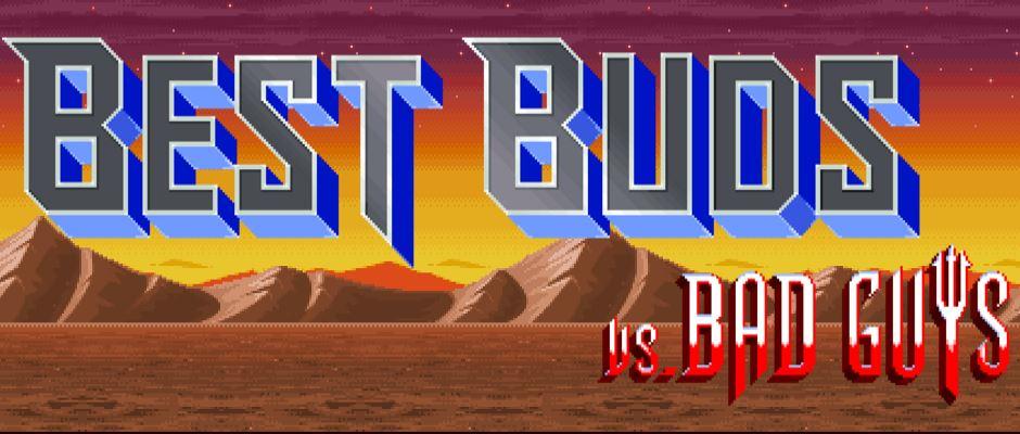 Best Buds vs Bad Guys – PS Vita Stretch Goal