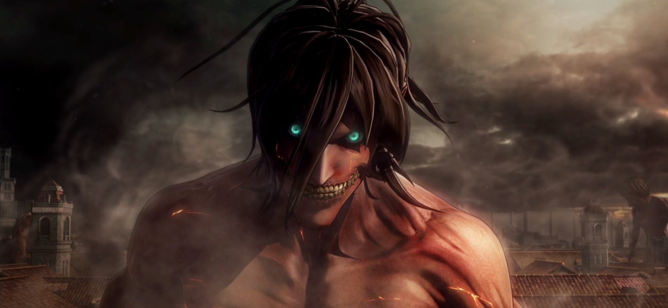 Test – Attack on Titan: Wings of Freedom