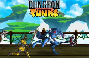 DungeonPunks_logo
