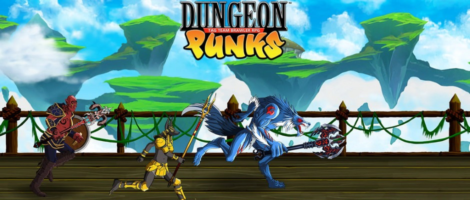 Dungeon Punks – Launch Trailer