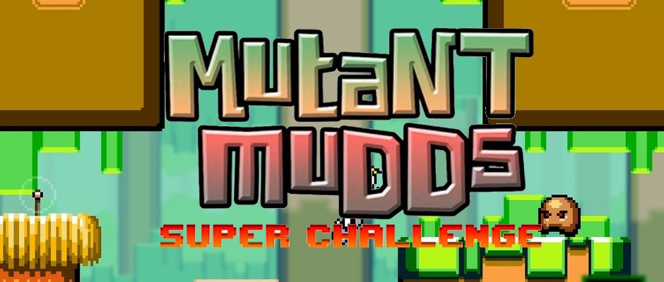 Mutant Mudds: Super Challenge – Launch Trailer