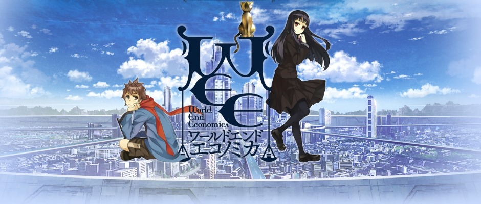 World End Economica – Dreiteiler VN auf der PS Vita