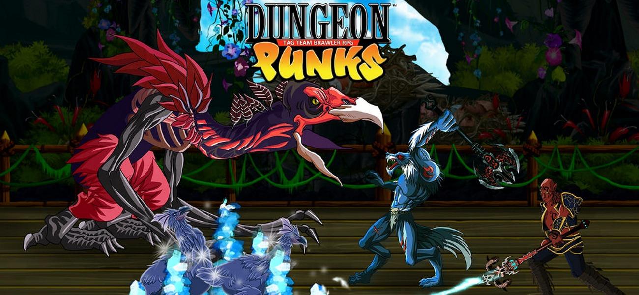 Test – Dungeon Punks