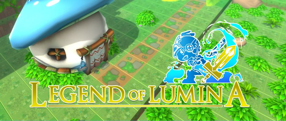Legend of Lumina – Teil der Square Enix Collective