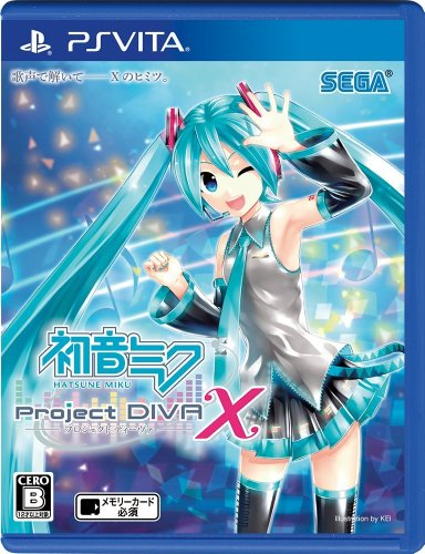 cover_Test – Hatsune Miku Project Diva X