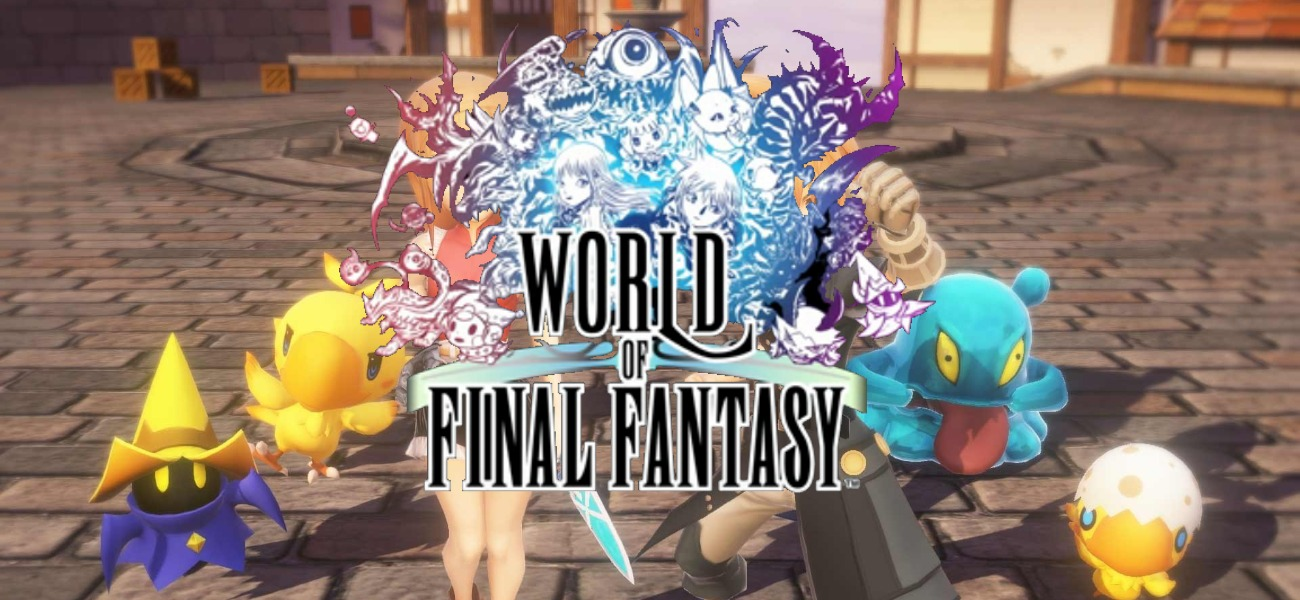 Schaufenster – World of Final Fantasy
