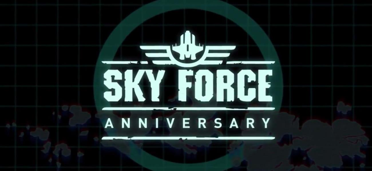 Test – Sky Force Anniversary