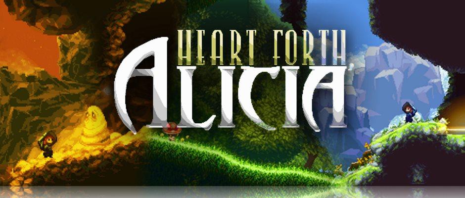 Heart Forth, Alicia – Metroidvania für 2017 geplant