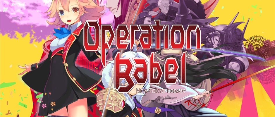 Operation Babel: New Tokyo Legacy – Charaktertrailer
