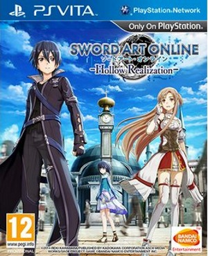 cover_Test – Sword Art Online: Hollow Realization