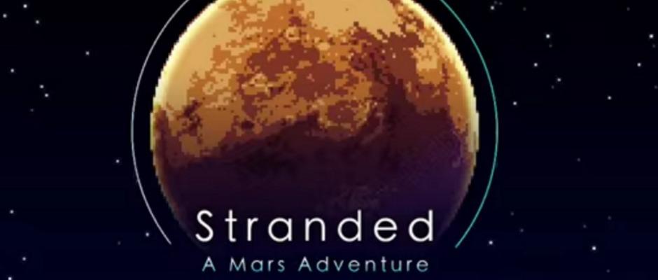 Stranded: A Mars Adventure – Autorunner für PS Vita