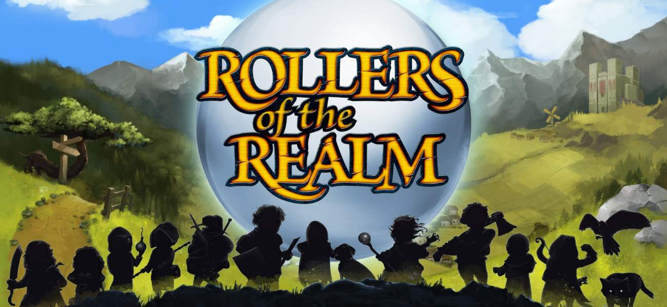 Test – Rollers of the Realm