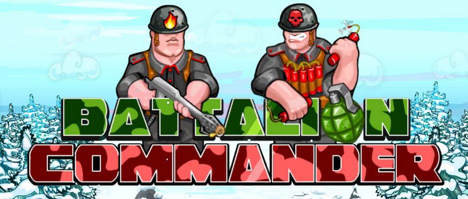 Battalion Comander – Squadbasiertes Arcadespiel