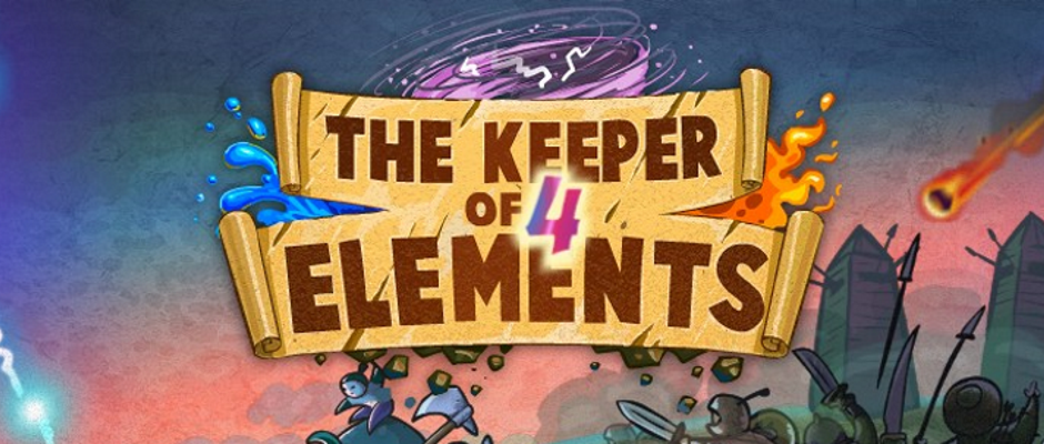 The Keeper of 4 Elements – Tower Defense für die PS Vita