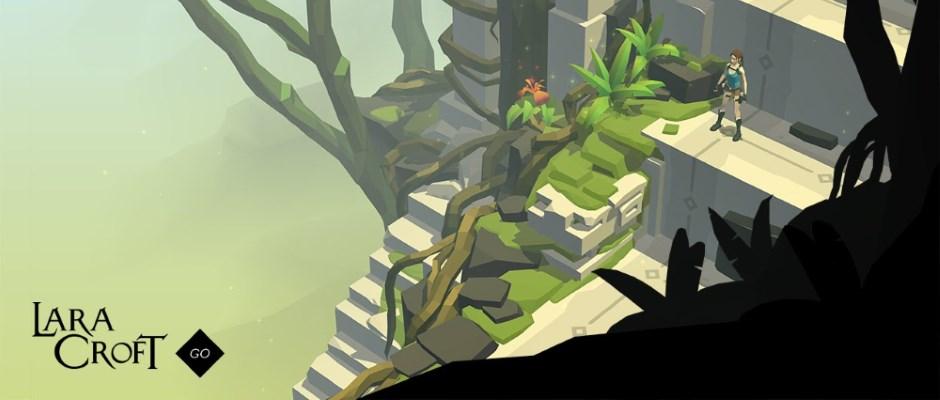 Lara Croft GO – Heute erschienen!