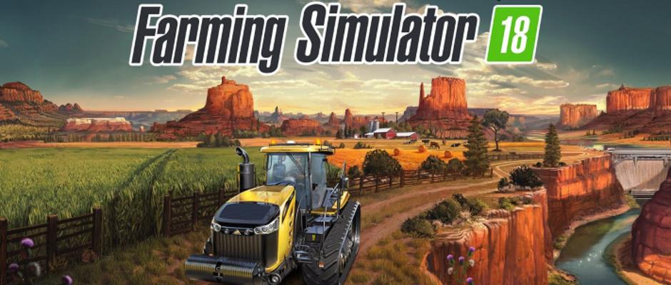 Farming Simulator 18 – Erscheint nächste Woche