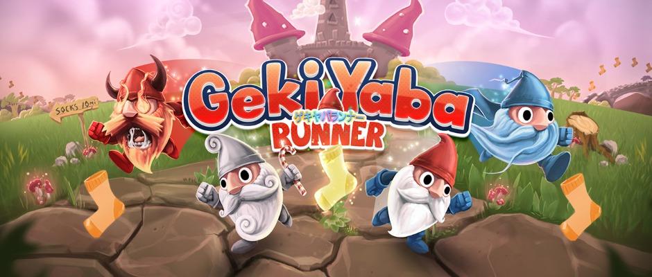 Geki Yaba Runner – Arcade Runner erscheint bald auf der PS Vita