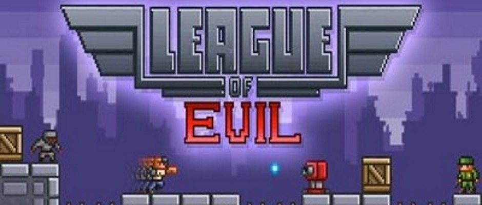 League of Evil – Platformer für die PS Vita