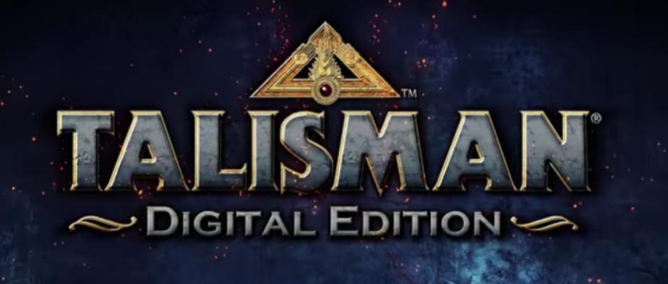 Talisman: Digital Edition – Heute veröffentlicht