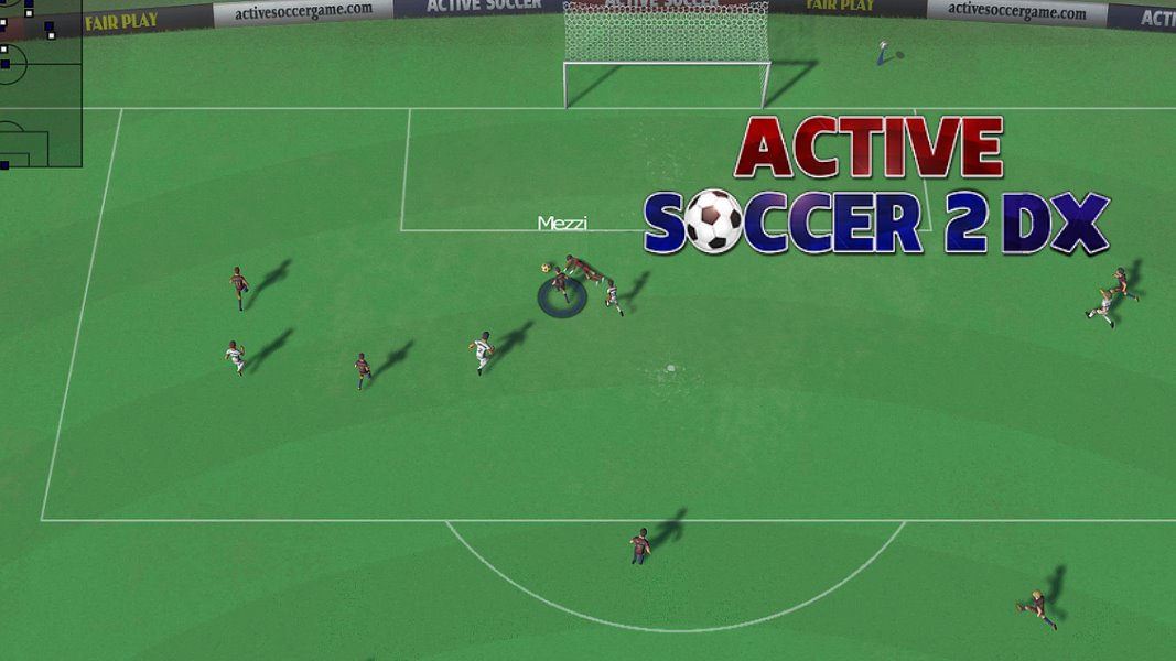 Test – Active Soccer 2DX
