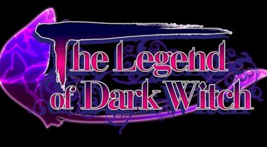 The_Legend_Of_Dark_Witch_Logo