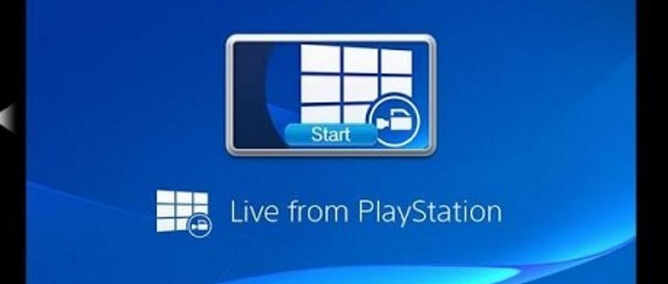 Live from PlayStation – App wird eingestellt