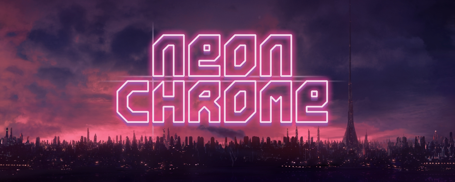 Test – Neon Chrome