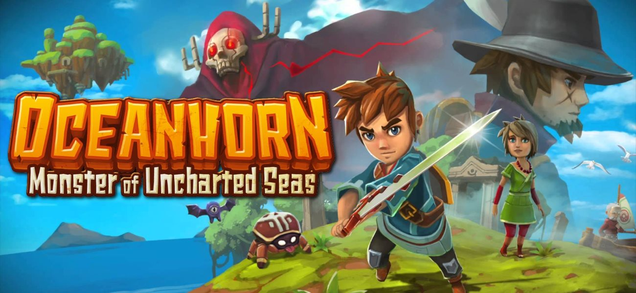 Vorschau – Oceanhorn: Monster of Uncharted Seas